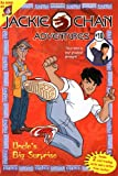 img - for Jackie Chan #10: Uncle's Big Surprise (Jackie Chan Adventures) book / textbook / text book