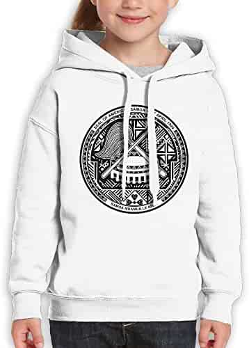 DTMN7 Great Seal Of The United States Awesome Printed Crew-Neck Sweatshirt For Teens Spring Autumn Winter