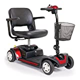 Golden Technologies GB146 Buzzaround Lite XL 4 Wheel Electric Scooter