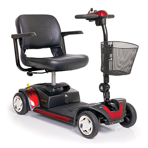 Xl 4 Wheel Scooter - 2