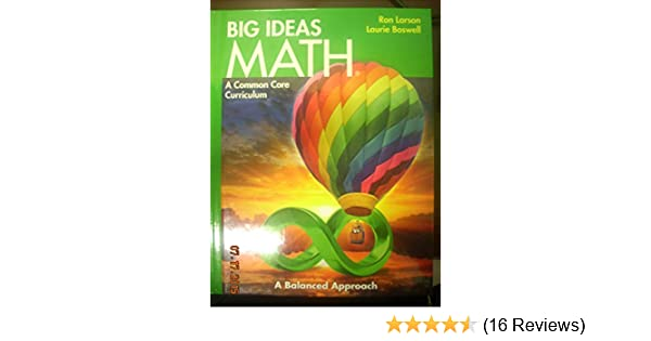 Big ideas math common core student edition green 2014 houghton big ideas math common core student edition green 2014 houghton mifflin harcourt 9781608404490 amazon books fandeluxe Choice Image