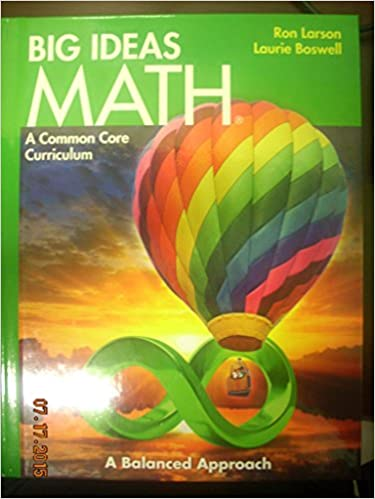 Big ideas math common core student edition green 2014 houghton big ideas math common core student edition green 2014 1st edition fandeluxe Gallery