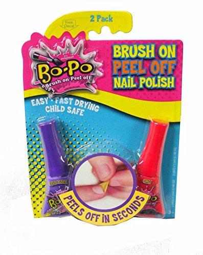 Bo Po Nail Polish 2 Pack product image