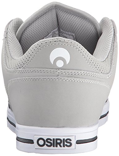 OSIRIS Shoes Scarpe Protocol Grey Light Grey, Grigio, EU 40