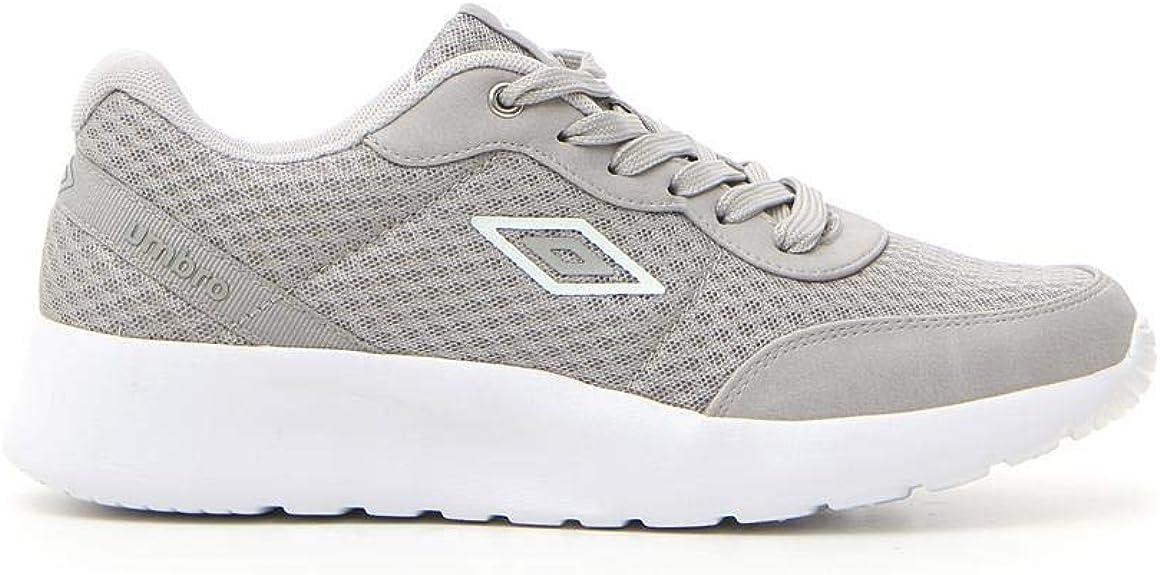 Umbro - Zapatillas de Tela para Hombre Gris Gris Gris Size: 40 EU: Amazon.es: Zapatos y complementos