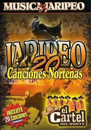 Amazon.com: Jaripeo 20 Canciones Nortenas by El Cartel Del ...