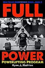 FULL POWER Powerlifting Program Paperback
