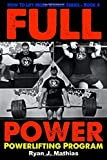 FULL POWER Powerlifting Program (How To Lift More Weight Series)