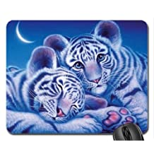 Cute of Soft-Paws Mouse Pad, Mousepad (Cats Mouse Pad)