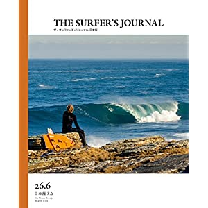 THE SURFER'S JOURNAL 表紙画像