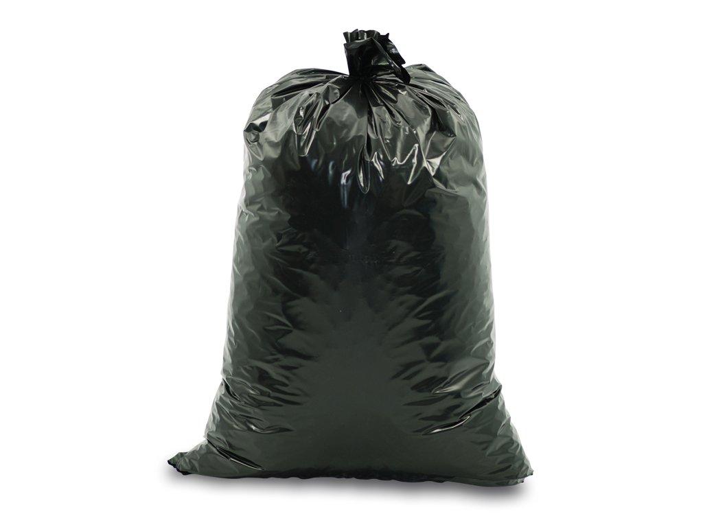 Enviro Superbag LDPE-Entsorgungssack 80 x 120 cm, schwarz, VE: 100 Stück
