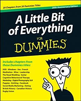 A Little Bit of Everything For Dummies by [John Wiley and Sons]