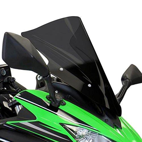 Racingscheibe Bodystyle Kawasaki Ninja 650 17-18 schwarz getö nt (durchsichtig)