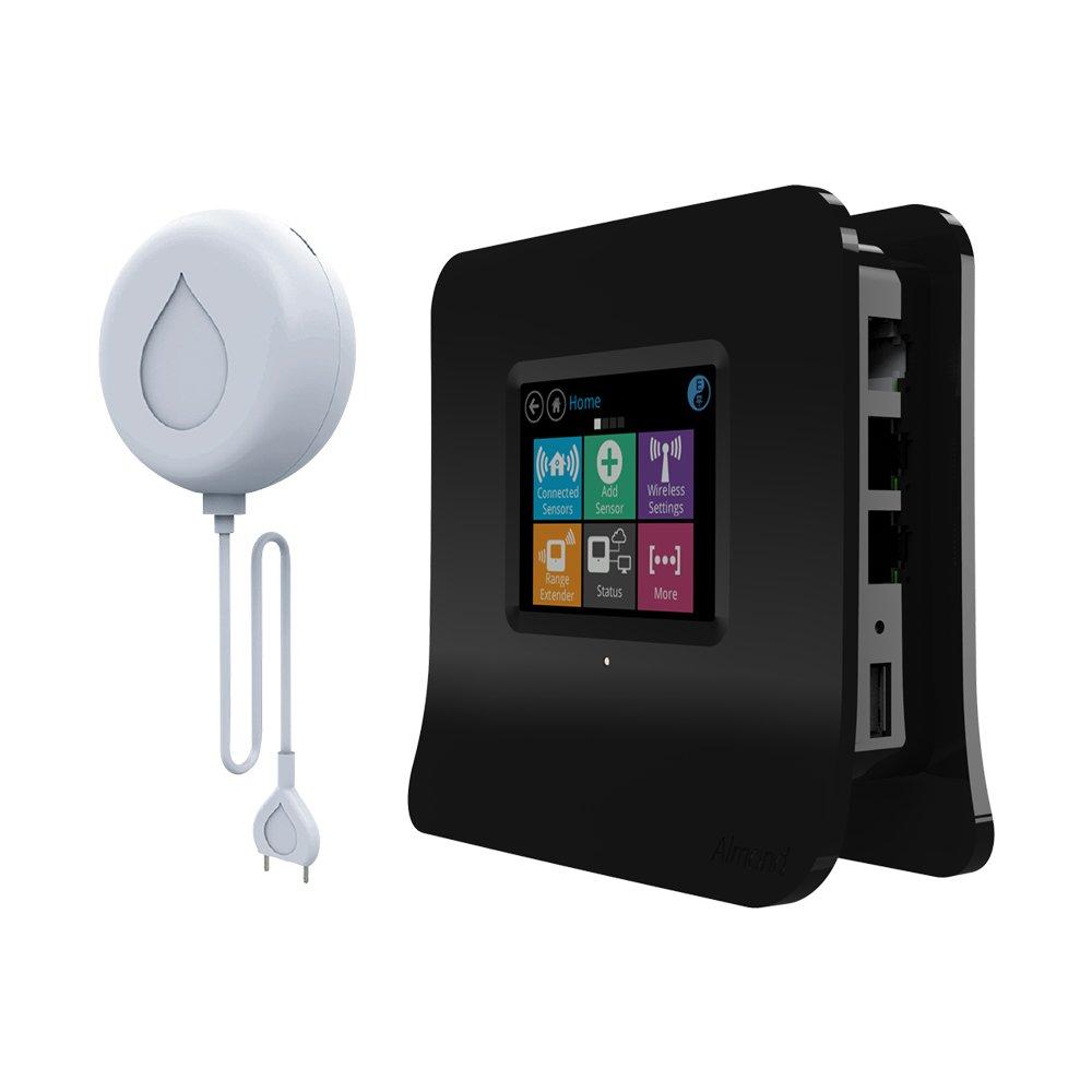 Securifi Almond+ Long Range Touchscreen Wireless Dual Band AC Gigabit Wi-Fi Router / Range Extender / Wireless Bridge / Access Point - Works with Alexa ALMP-BLK-US