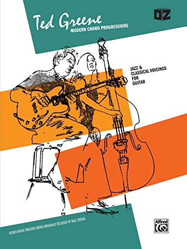Modern Chord Progressions: Jazz & Classical Voicings for Guitar - Music Jazz Classical Elements