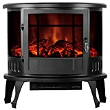 Energy Efficient Electric Fireplace Heater - Best Reviews Guide