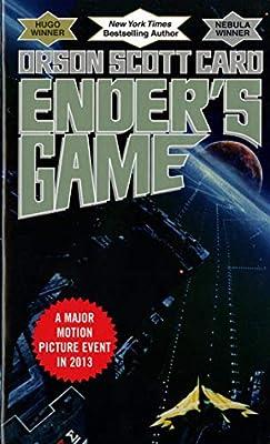 Ender S Game Card Orson Scott Amazon Com Au Books