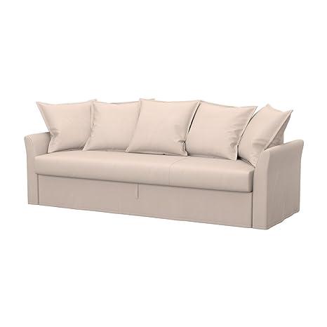 Soferia - IKEA HOLMSUND Funda para sofá Cama de 3 plazas ...