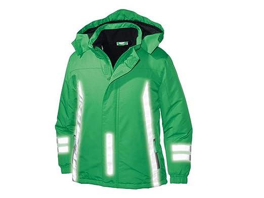 neuartiges Design hohes Ansehen 100% Qualitätsgarantie Pepperts! Kinder Jungen Reflektorjacke 360 ° Grün Gr. 122 ...