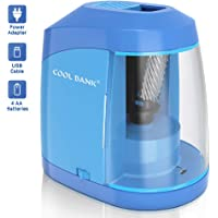 Cool Bank Heavy duty Electric Pencil Sharpener with Auto Stop