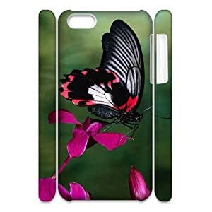 Butterfly CUSTOM 3D Case Cover for iPhone 6 plus (5.5) LMc-89801 at LaiMc