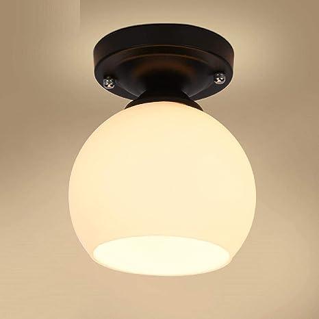 Modernas Lámparas de techo LED Lámpara de techo de pasillo ...