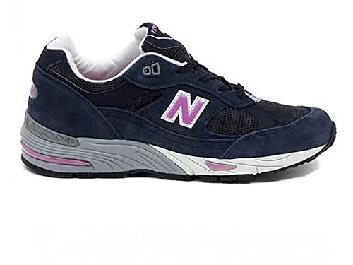 zapatos new balance mujer azul oscuro