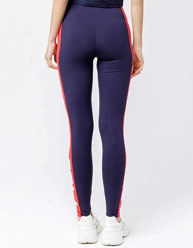 Amazon.com: Fila Macarena - Mallas de cintura alta para ...