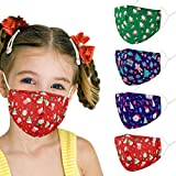 Kids Reusable Washable Breathable Face Mask with