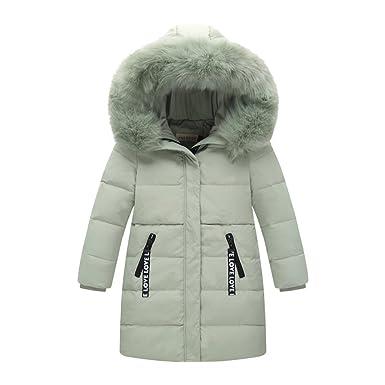 cf04766a0 Amur Leopard Korea Style Kids Girls Boys Long Thick Warm Duck Down ...