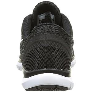 Nike Womens Flex Trainer 6 Black/White Training Shoe 9