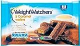 Weight Watchers Caramel Wafers 5 Pack x 4