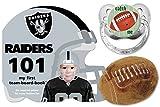 Oakland Raiders Baby Gift Set