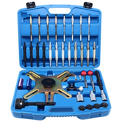 8MILELAKE Self-adjusting Clutch Tool Kit 38 Components Universal SAC Clutch Tool ()