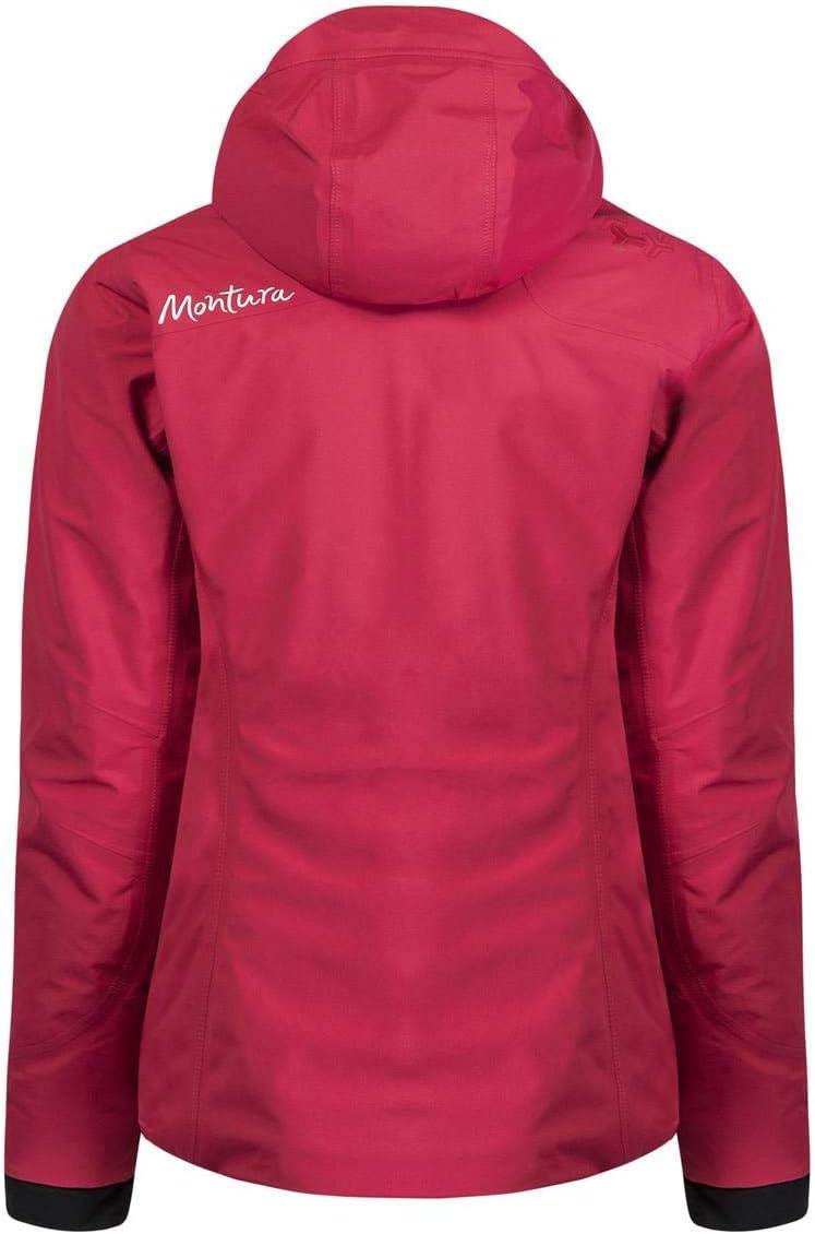 Montura Giacca da Sci Ski Evolution Jacket Woman Capo studiato per Sci Estremo Freeride e Sci