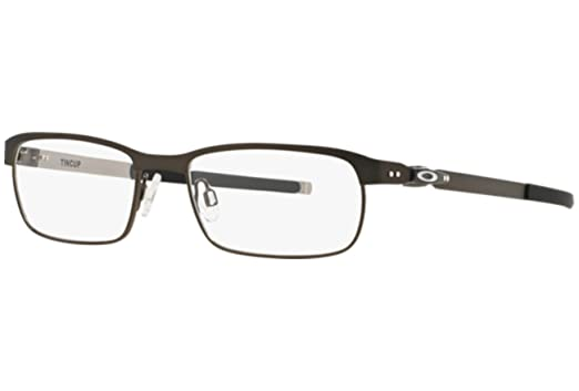 91bb4ac419 Oakley - Tincup (54) - Powder Pewter Frame Only at Amazon Men s ...