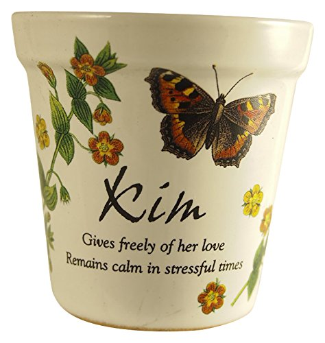 Personlaized Gifts - Personlaized Candle Pots 011260072 Kim Candle Pots