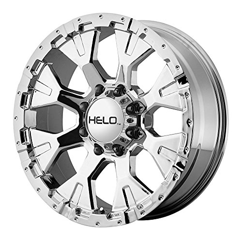 HELO HE878 Rim 17X9 6x135 Offset -12 Chrome
