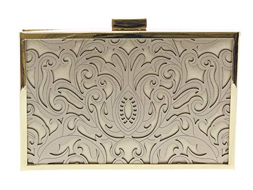 Clutch 100 Gold Womens HXLPB3 Cavalli Box Roberto for qpUZwx
