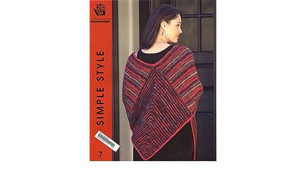 Santa Fe Ruana Crochet One Size PATTERN//INSTRUCTIONS NEW