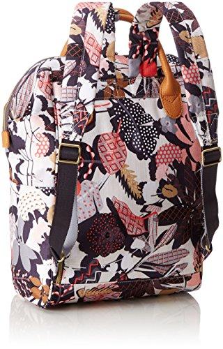 Oilily Bag Backpack Zaino Charcoal Grigio
