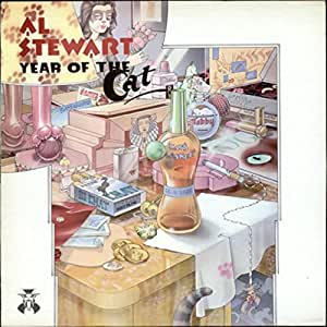 year of the cat LP