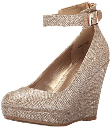 Gold Wedge - 7