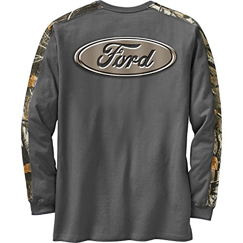 Legendary Whitetails Men's Cross Country Long Sleeve T-Shirt Ford X-Large Crosses Long Sleeve Mens T-shirt