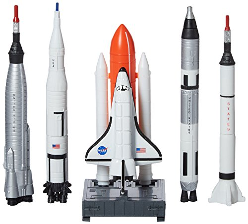 (Space Shuttle & Rockets Pack)