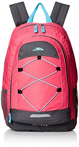 Trailmaker Girls' Bungee Bkpk, Pink