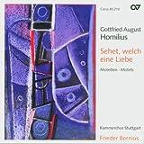 Gottfried August Homilius: Motetten