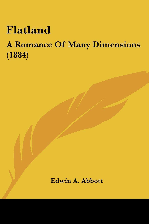 Download Flatland: A Romance Of Many Dimensions (1884) pdf