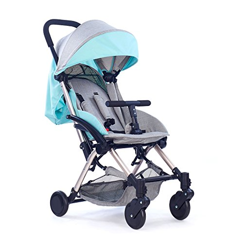Newborn Baby And Toddler Trendy One Hand Fold Car Seat