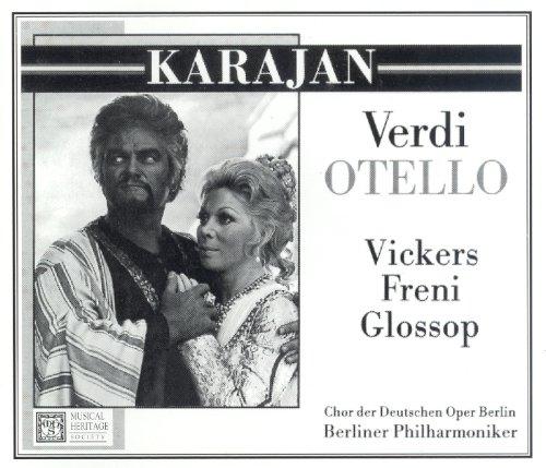 GUISEPPE VERDI - Verdi Otello - 2 CD - Box Set - BRAND NEW/STILL SEALED  - $27.95